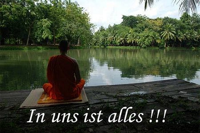 In uns ist alles
