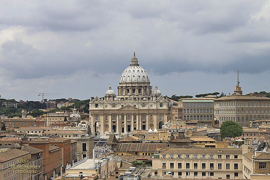 St. Peter's Basilica in Rom